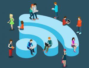 Suministro de SAI para puntos wifi en Albacete