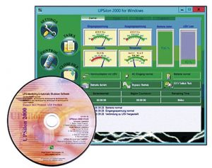 Software UPSILON 2000