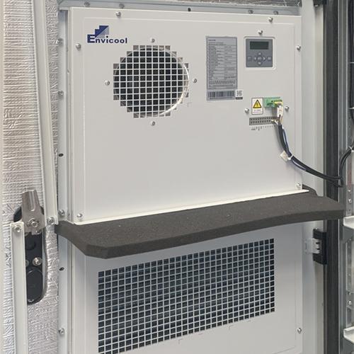 Detalle Serie IP refrigeración